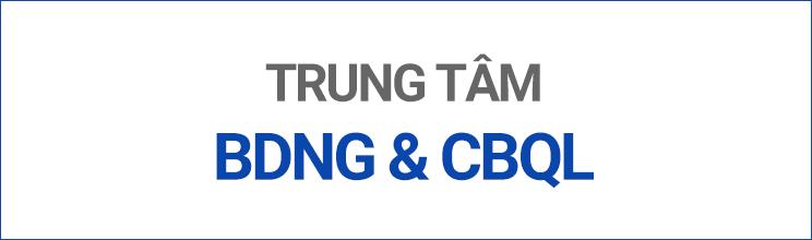 Trung tâm BDNG&CBQL