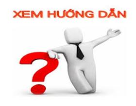 Huong dan ghi ho so dang ky du thi THPT quoc gia va xet tuyen dai hoc, cao dang nam 2017