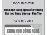 Thong tin Khoa hoc Cong nghe so 20 - 2011