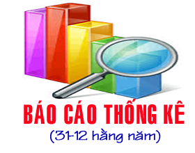 Bao cao thong ke hang nam cua Truong Dai hoc Hung Vuong