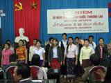 Ky niem 35 nam Quoc Khanh nuoc CHDCND Lao (2/12/1975 – 2/12/2010)