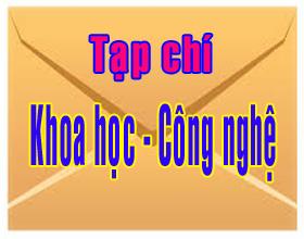 Thu moi viet bai dang Tap chi Khoa hoc va Cong nghe truong Dai hoc Hung Vuong