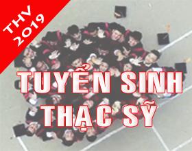 Thong bao diem trung tuyen dao tao trinh do thac si dot 1 (Nam 2019)