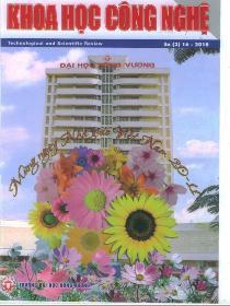 Tap chi Khoa hoc Cong nghe so 1 - 2015