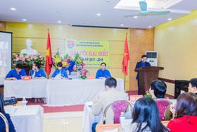 Lien chi doan Khoa Khoa hoc Xa hoi va Nhan van to chuc thanh cong Dai hoi Dai bieu Lien chi doan mau nhiem ky 2017 – 2019