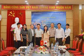 Chuong trinh Gioi thieu Giao duc Nhat Ban tai Truong Dai hoc Hung Vuong