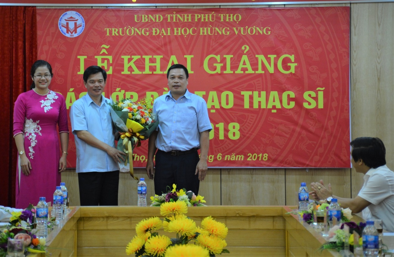 Le khai giang cac lop dao tao Thac sy nam 2018