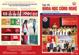 Tap chi Khoa hoc Cong nghe so 4 - 2016