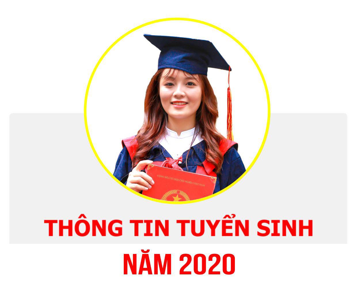 Thong tin tuyen sinh Dai hoc chinh quy, thac si, lien thong, van bang hai nam 2020