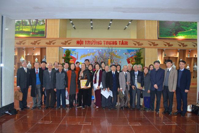 Hoi Huu nghi Viet Nam - Trung Quoc tinh Phu Tho phoi hop voi Truong Dai hoc Hung Vuong to chuc Hoi nghi tong ket nam 2018 va phuong huong, nhiem vu trong tam nam 2019