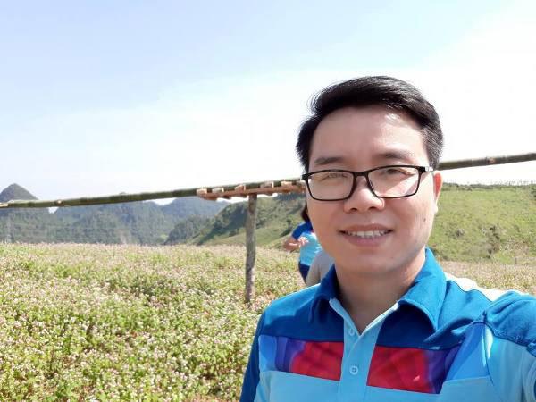 Gap go cuu sinh vien Vy Duc Toan – Pho Giam doc LienvietPostBank Doan Hung, Phu Tho