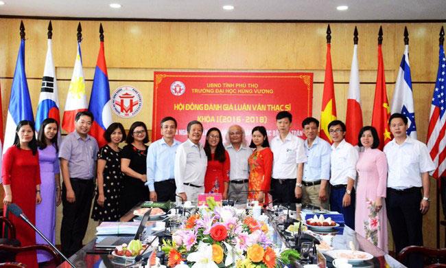Le bao Luan van Thac si khoa I (2016 – 2018) thanh cong tot dep