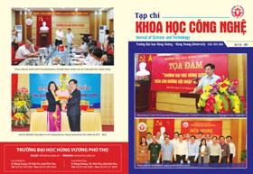 Tap chi Khoa hoc Cong nghe so 7 - 2017