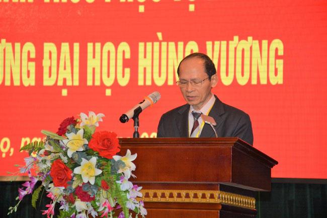 Khai mac Dot khao sat chinh thuc phuc vu danh gia ngoai tai Dai hoc Hung Vuong
