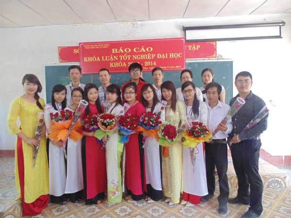 Kieu Thi Thu Lan – Dai dien tieu bieu cho lua tai nang Khoa Khoa hoc Tu nhien, Truong Dai hoc Hung Vuong