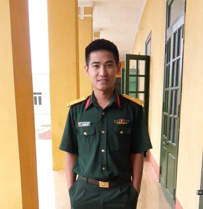 Guong sang cuu sinh vien: Luu Hong Quan – Truong Phong Tai chinh, Doan Kinh te - Quoc phong 356, Quan Khu 2