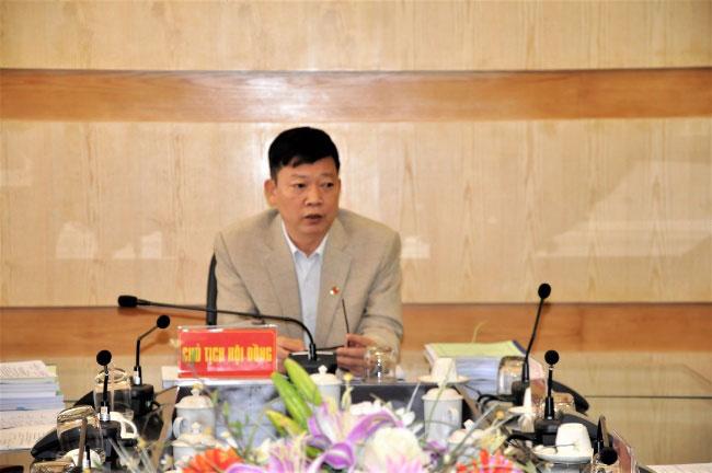Truong Dai hoc Hung Vuong to chuc Hoi nghi nghiem thu de tai nghien cuu khoa hoc nam 2017 cua giang vien Khoa Toan – Tin