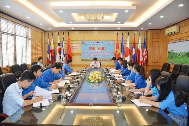 Hoi nghi tong ket cong tac Doan va phong trao thanh nien nam hoc 2017 – 2018 va trien khai phuong huong, nhiem vu nam hoc 2018 - 2019 thanh cong tot dep