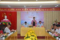 """Toa dam nhan dip ky niem 50 nam thuc hien di chuc cua Bac Ho: Tu tuong Ho Chi Minh ve """"Hoc tap suot doi, xay dung xa hoi hoc tap"""""""