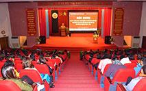 Hoi nghi hoc tap, quan triet, tuyen truyen va trien khai thuc hien Nghi quyet Dai hoi Dai bieu Dang bo tinh Phu Tho lan thu XIX, nhiem ky 2020 - 2025