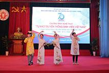 Chuong trinh Chao Xuan 2020 va ky niem 70 nam ngay truyen thong hoc sinh, sinh vien Viet Nam
