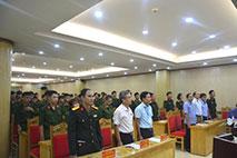Khai mac khoa hoc Giao duc Quoc phong va An ninh (dot thang 9/2019)