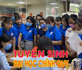 Thong tin tuyen sinh dai hoc chinh quy nam 2021
