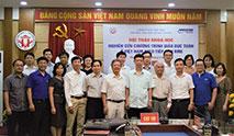 """Truong DH Hung Vuong chu tri to chuc Hoi thao khoa hoc """"Nghien cuu chuong trinh giao duc toan o Viet Nam theo tiep can RME"""""""