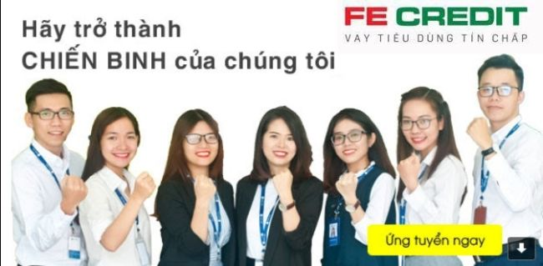 Ban muon tro thanh nhan vien cua Cong ty tai chinh - don vi truc thuoc Ngan hang TMCP Viet Nam Thinh Vuong?