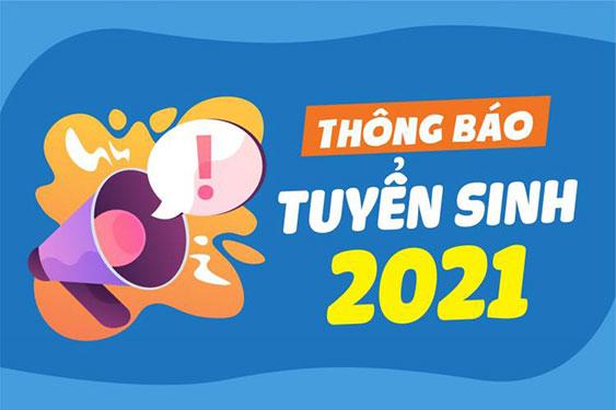 Thong bao tuyen sinh Dai hoc lien thong, van bang dai hoc thu 2, Thac si nam 2021
