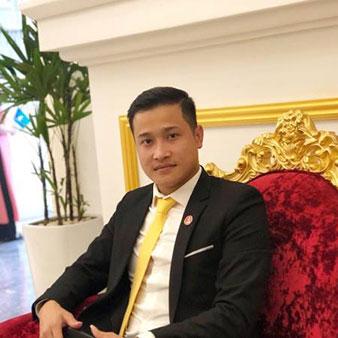 Tran Cong Tuong, cuu sinh vien K6 HVU - Giam doc tre voi mo uoc lon