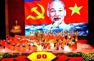 Vai tro lanh dao cua Dang Cong San la nhan to then chot quyet dinh moi thang loi cua cach mang Viet Nam