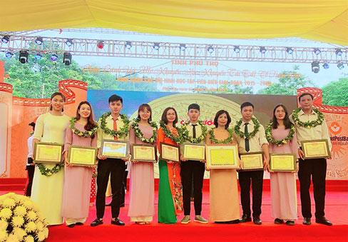 Truong Dai hoc Hung Vuong: Diem sang trong phong trao khuyen hoc, khuyen tai vung Dat To