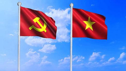 19/19 chi bo truc thuoc Dang bo Truong DH Hung Vuong to chuc thanh cong dai hoi nhiem ky 2020 - 2022