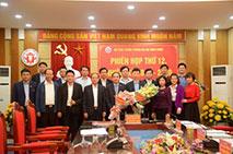 Hoi dong truong Truong Dai hoc Hung Vuong to chuc phien hop thu 12, nhiem ky 2015 – 2020