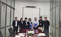 Truong DH Hung Vuong ky ket hop tac voi Cong ty TNHH Luxshare - ICT Viet Nam