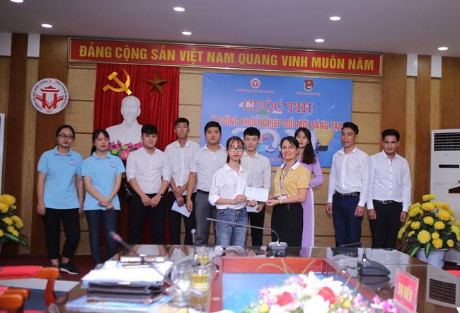 "Truong Dai hoc Hung Vuong to chuc cuoc thi ""Y tuong khoi nghiep doi moi sang tao nam 2019"""