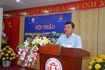 "Truong Dai hoc Hung Vuong to chuc Hoi thao khoa hoc: ""Dinh huong Khoi nghiep Doi moi sang tao cho sinh vien trong boi canh cuoc Cach mang cong nghe 4.0"""