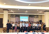 Truong Dai hoc Hung Vuong to chuc Khai giang cac lop ngoai ngu thuoc De an Phat trien Du lich tinh Phu Tho nam 2019