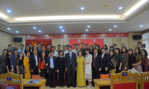 Truong Dai hoc Hung Vuong to chuc khai giang lop Thac si cac chuyen nganh: Quan ly kinh te, Tai chinh - Ngan hang, khoa 2019-2021