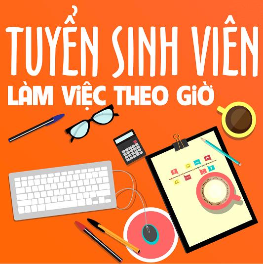 Viec lam part time danh cho nu sinh vien Truong Dai hoc Hung Vuong