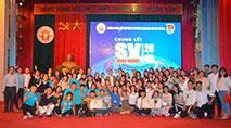 "Soi dong dem Chung ket cuoc thi ""SV Hung Vuong 2019"""