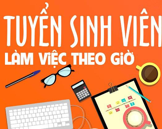 Viec lam Part time co thu nhap tot danh cho sinh vien nganh Du lich